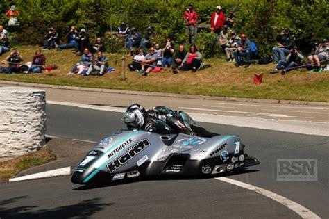 tt  tenth sidecar win  birchalls bikesport news
