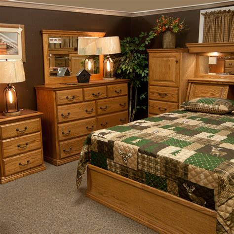 pier wall bedroom set  fireside furniture  pompton