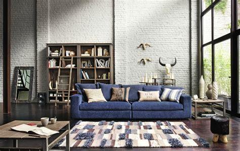 canapé crozatier canapé de loft crozatier photo 7 15 le bleu est