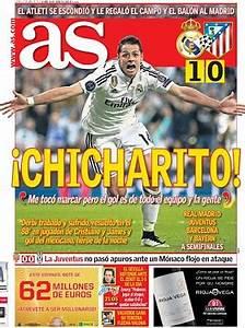 Javier Hernandez Writes Himself A Little Piece Of Real