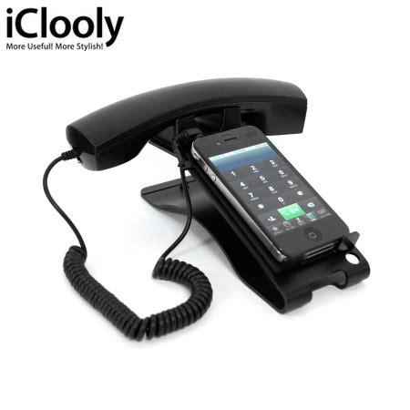 support smartphone bureau un support bureau téléphone style rétro moderne avec