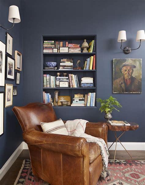 25 best ideas about dark blue walls on pinterest navy
