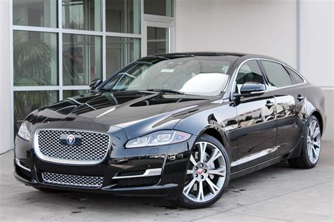 New 2018 Jaguar Xj Xjl Portfolio 4dr Car In Lynnwood