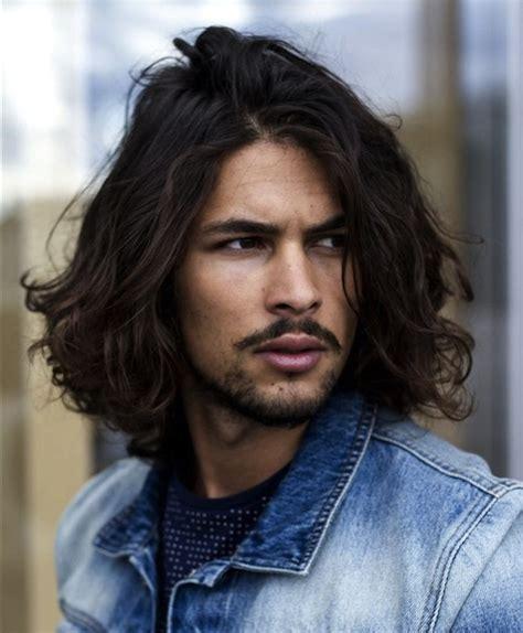 dicas  cabelo longo masculino beleza cultura mix