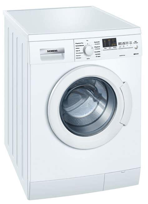 siemens iq300 wm14e425 waschmaschine test schnell und stromsparend