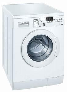 Siemens Waschmaschine Schleudert Nicht : siemens iq300 wm14e425 waschmaschine test schnell und stromsparend ~ Orissabook.com Haus und Dekorationen