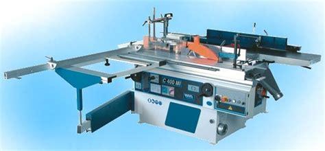 veba universal combined woodworking machine cmi