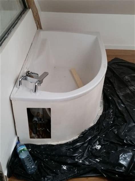 habillage baignoire beton cellulaire id 195 es sur le th 195 168 me