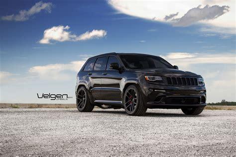 jeep srt8 velgen wheels meets cherokee srt8 jeep velgen wheels