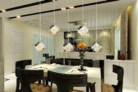 Crystal Ceiling Light Dinner Room Pendant Lamp Kitchen