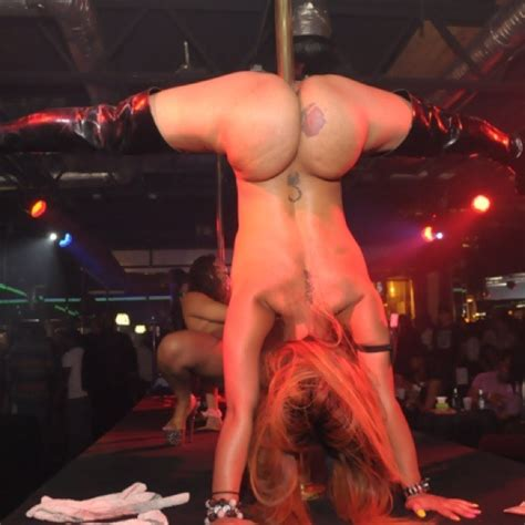Strip Club Girls Naked Sexe Photo