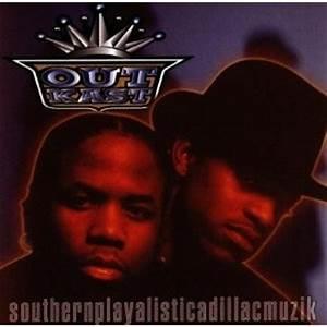 Outkast album 'Southernplayalisticadillacmuzik ...