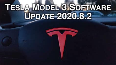 Get Auto Pilot Upgrade In Tesla 3 Background