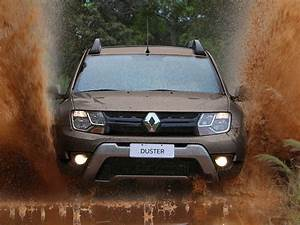 2016 Renault Duster Launched With New Look  Better Economy