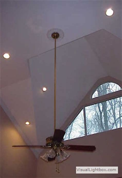 ceiling fan clicking noise on high sugar land houston richmond electrician