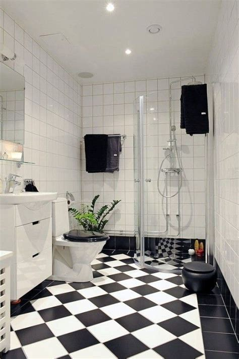 bathroom tile ideas black and white 25 best black white tile images on bathroom