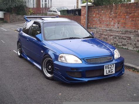 Modified Civic Ej9 For Sale by 1999 Honda Civic 1 4 Ej9 Modified Show Car Sparco Seats