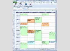 Importar Google Calendar a Excel y Word