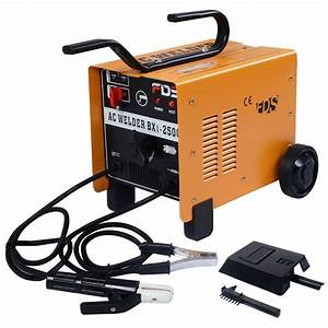 Arc 250 Amp Welder Welding Machine Soldering Accessories