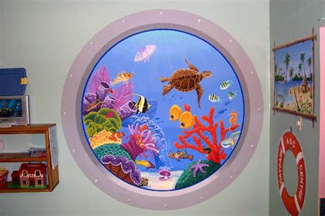 daycare decora beautiful mural great  home daycare