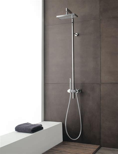 miscelatore per doccia cut colonna doccia by rubinetterie 3m design giancarlo vegni