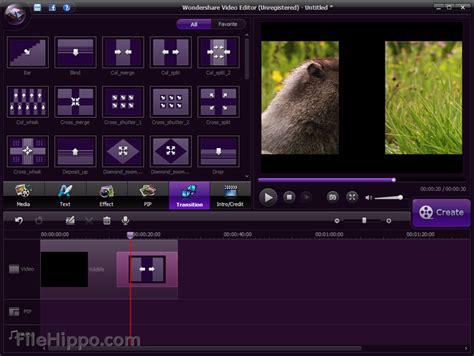 Download Wondershare Video Editor 603 Filehippocom