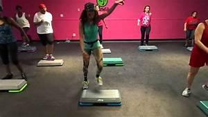 Hip Hop Step Aerobics Video 2 By Pgr Family Cardio Club