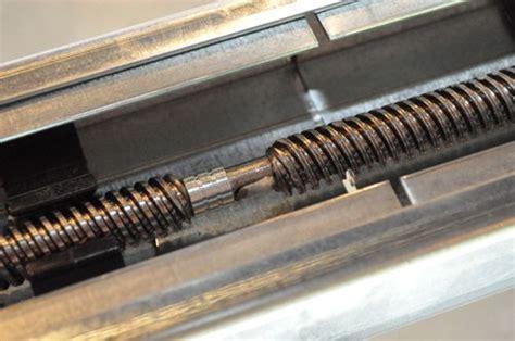 diy garage door opener screws