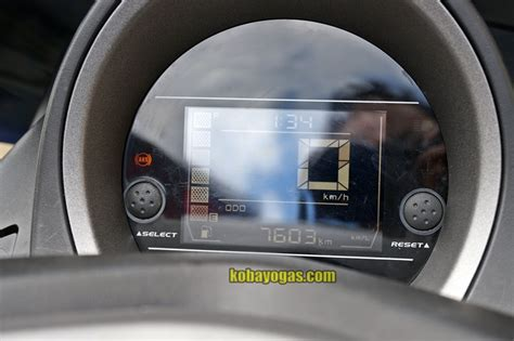 Nmax 2018 Speedometer by Speedometer Nmax 2018 Facelift Kobayogas Your