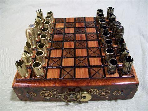 25+ Unique Diy Chess Set Ideas On Pinterest