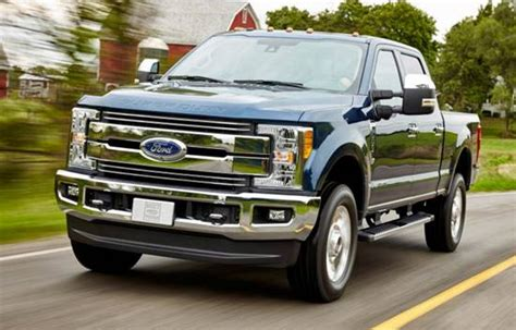 2018 Duty Changes 2018 ford duty redesign and changes ford redesigns