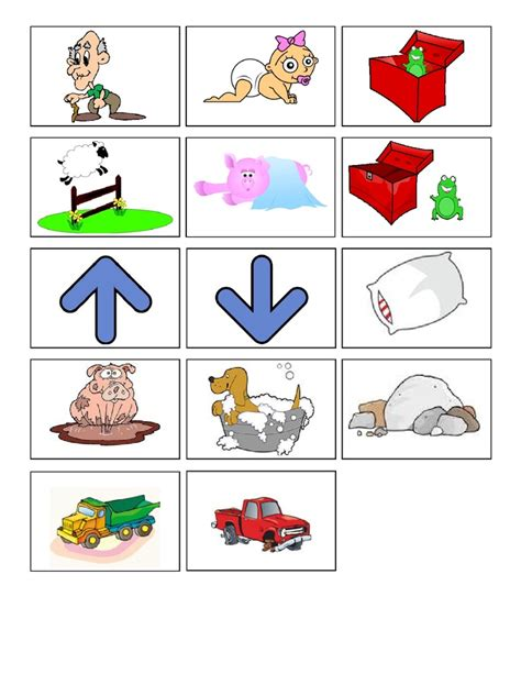 the opposite is a activity for preschoolers to 774 | 6961972a5a1422135346e3d23702babf pre k activities preschool games