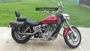 2005 Honda Shadow Motorcycle 1100 Spirit