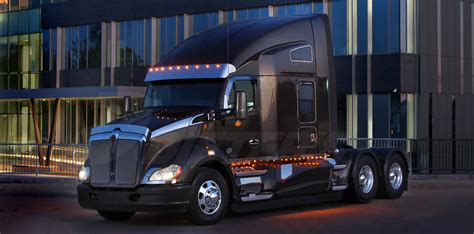 kenworth custom parts aftermarket parts stainless steel accessories for trucks