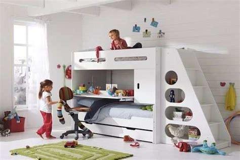 chambre 2 enfants quel type de lit convient à une chambre pour deux