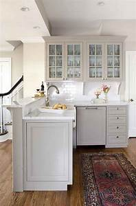 80 cool kitchen cabinet paint color ideas noted list With kitchen colors with white cabinets with red circle stickers