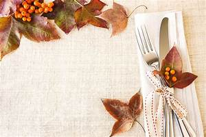 Thanksgiving Table Setting Tips for Hosts