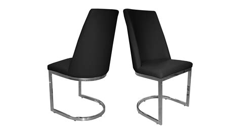 chaises noir chaise noir moderne kreiss moderne outdoor chaise