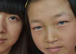 Chen Guixiu, the chinese girl with blue eyes ^_^- | People ...