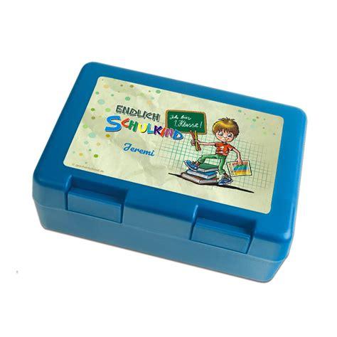 personalisierte geschenke zur einschulung personalisierte brotdose als geschenk zur einschulung