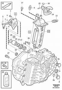2006 Volvo V50 Transmission Oil  Manual  Gearbox  Exc