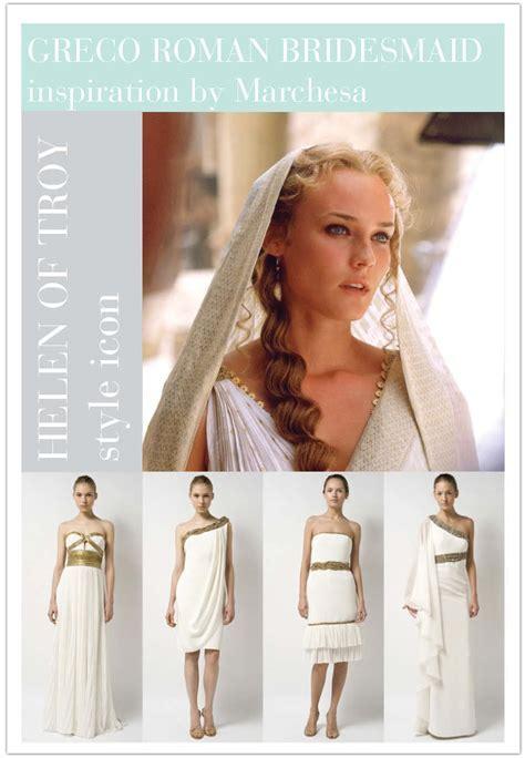 Greek Wedding Bridal Fashion Hairstyles Bridal Beauty