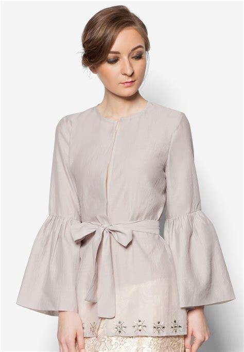 organza kimono wrap  poplook premium  zalora