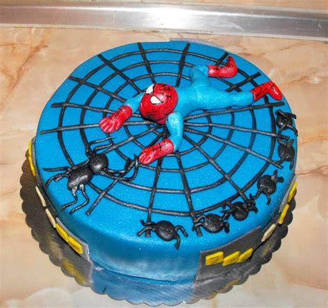 spiderman cakes decoration ideas  birthday cakes
