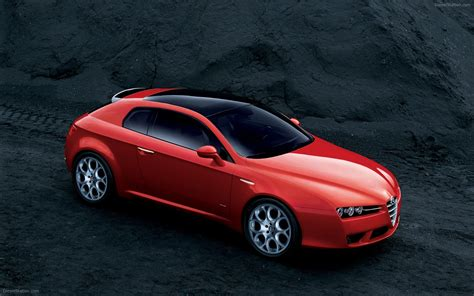 alfa romeo brera widescreen exotic car pictures 012 of