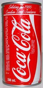 COCA-COLA-Cola-280mL-SALUTING THE 1985 CA-Canada