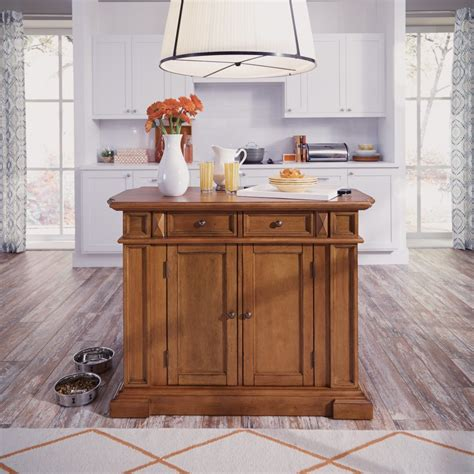 americana kitchen island americana kitchen island distressed oak finish homestyles 1238