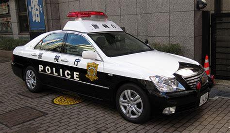 Police Vehicles In Japan 2015