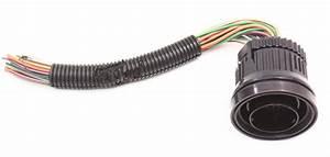 Engine Bay Round Plug Wiring Harness Connector 93