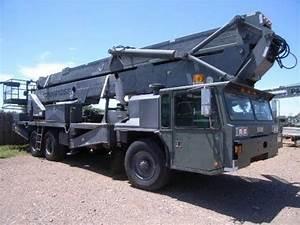 1995 Special Trucks Inc Service Platform Truck On